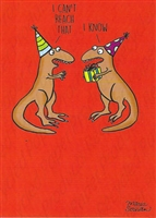 Pkt #1-038-Recycled Paper- Humor Birthday