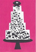 Pkt #1-477-Recycled Paper- Wedding