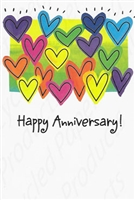 Pkt #1-574-Recycled Paper- Anniversary