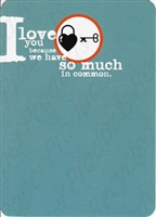 Pkt #1-738-Recycled Paper- Love