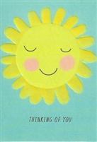 Pkt #1-761-Recycled Paper- Thinking of You