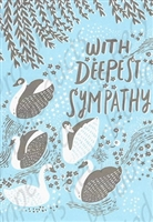 Pkt #1-972-Recycled Paper- Sympathy