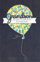 Pkt #1700-103-Inspirational Grandson Birthday