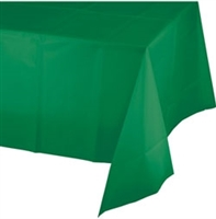 "3261TC-Emerald Green 48"" x 88"" Tablecover"