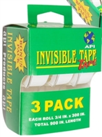 34501-Multi Pack Clear Tape