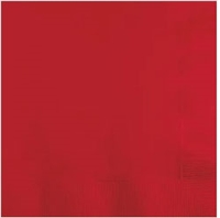 3548N-Classic Red Luncheon Napkins