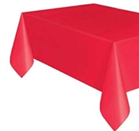 "3548TC-54"" x 108""  Red Tablecover"