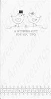 Pkt #475- Wedding Moneyholder