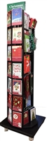 49 Pkt Spinner Rack with Accessories