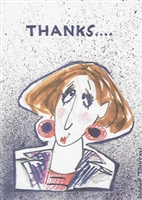 Pkt #9-1033-Thank You Card