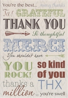 Pkt #9-1040-Thank You Card