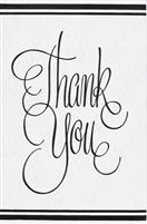 Pkt #9-1041-Thank You Card