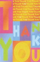 Pkt #9-1043-Thank You Card