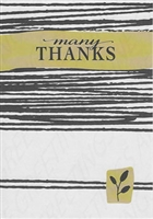 Pkt #9-1050-Thank You Card
