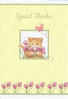 Pkt #9-1051-Thank You Card
