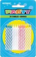 C229-Happy Birthday Letter Candles