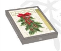 Christmas Premium Boxed Card-CBC099