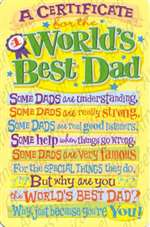 15 pack american greeting fathers day cards m4hsunfo