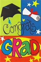 15+ Pack Discount Graduation Cards Retail for $.99-$1.49 ea.