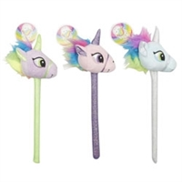 14903-Unicorn Wand Plush w/ Sound