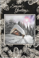 15 Pack Everyday Program Christmas Cards